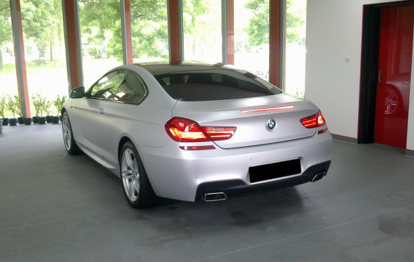 BMW – 650 Coupe