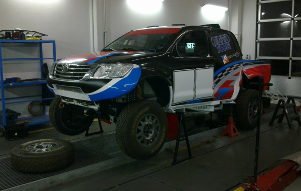 Toyota Hilux – Offroad